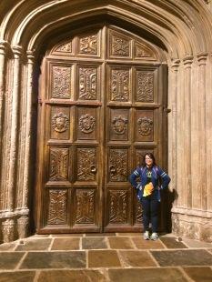 the great hall doors